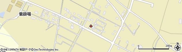 福島県南相馬市原町区萱浜原ノ山周辺の地図