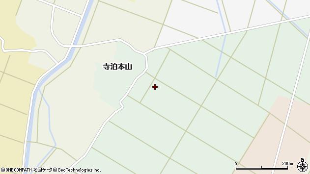 〒940-2505 新潟県長岡市寺泊本弁の地図