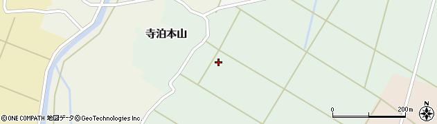 新潟県長岡市寺泊本弁周辺の地図