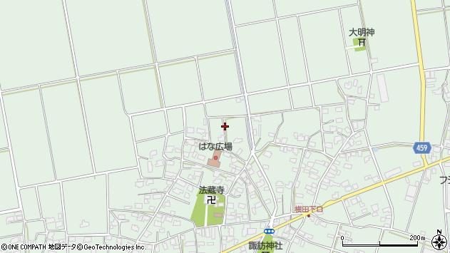 〒959-0111 新潟県燕市横田の地図