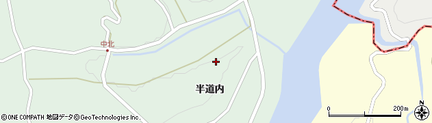 福島県二本松市下川崎(妙見山)周辺の地図