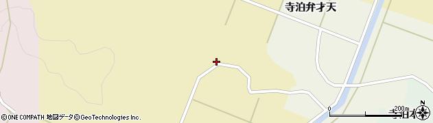 新潟県長岡市寺泊箕輪周辺の地図