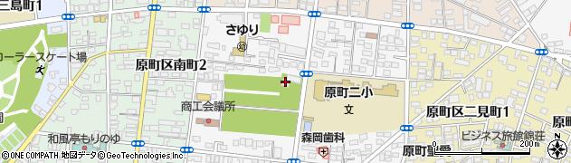 泰澄寺周辺の地図