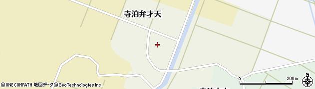 新潟県長岡市寺泊弁才天周辺の地図