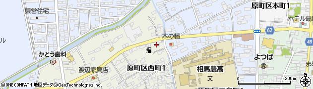 嵐酒店周辺の地図