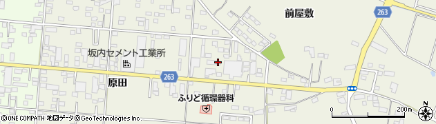 株式会社アオイ周辺の地図