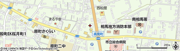 株式会社ツクイ 南相馬営業所周辺の地図