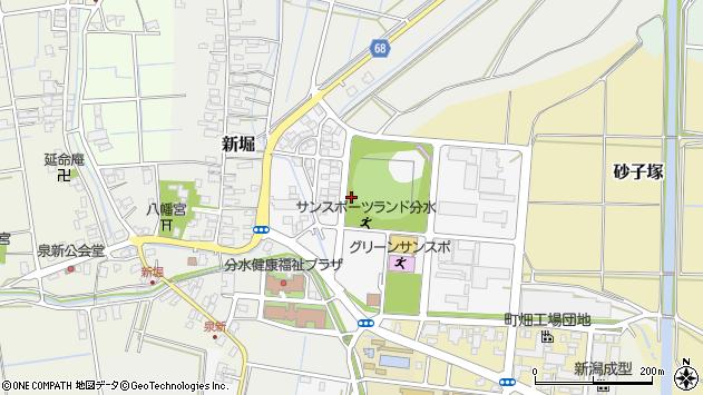 〒959-0132 新潟県燕市分水あけぼのの地図