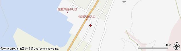 新潟県長岡市寺泊上片町周辺の地図