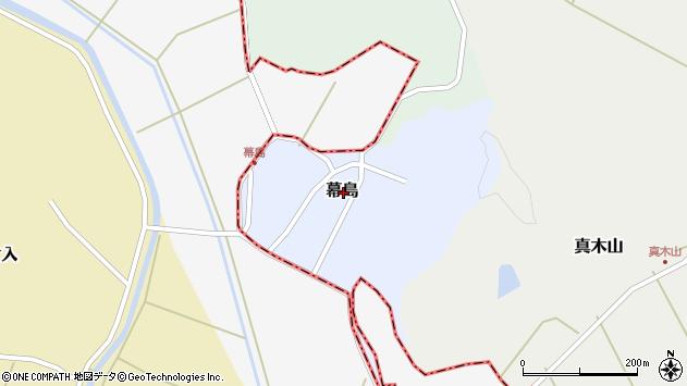 〒959-0138 新潟県燕市幕島の地図