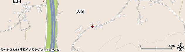 福島県二本松市吉倉(田中)周辺の地図