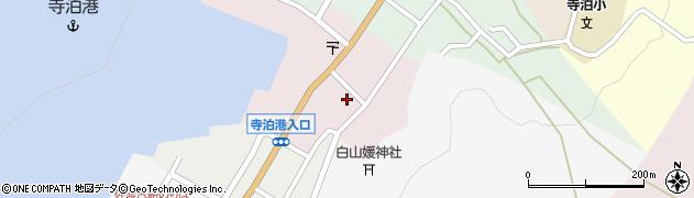 新潟県長岡市寺泊大町周辺の地図