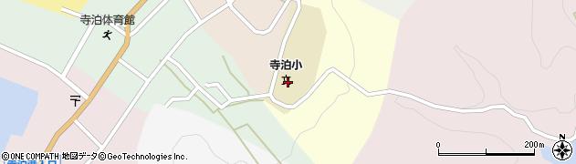 新潟県長岡市寺泊一里塚周辺の地図