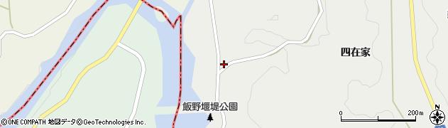 福島県福島市飯野町(相模取場)周辺の地図