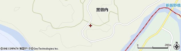 福島県福島市飯野町明治(八神内)周辺の地図