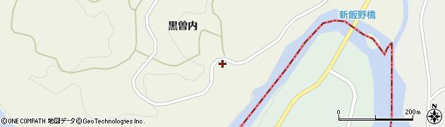 福島県福島市飯野町明治(西船場)周辺の地図
