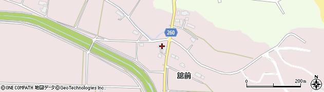 福島県南相馬市原町区泉町周辺の地図