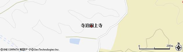 新潟県長岡市寺泊円上寺周辺の地図