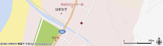 新潟県長岡市寺泊磯町周辺の地図