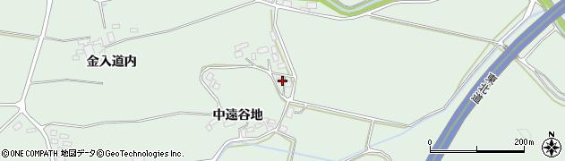 福島県福島市松川町水原(日向道内前)周辺の地図