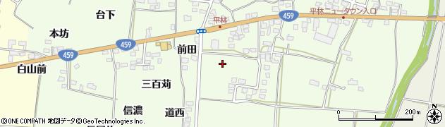 有限会社会津菅原周辺の地図