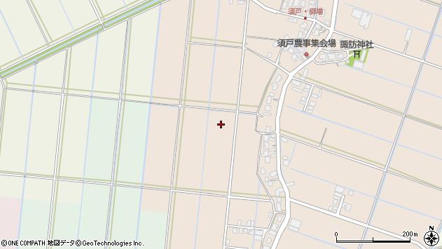 〒955-0004 新潟県三条市須戸新田の地図