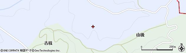 福島県福島市飯野町青木(菖蒲田)周辺の地図
