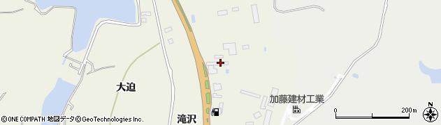 東亜リース株式会社 南相馬営業所周辺の地図