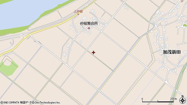〒959-1311 新潟県加茂市加茂新田の地図