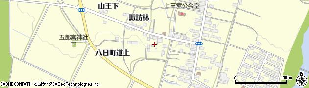 村岡電装周辺の地図