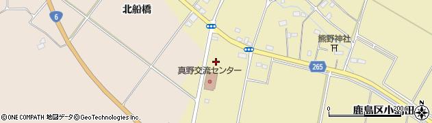 鹿島町 土地改良区周辺の地図