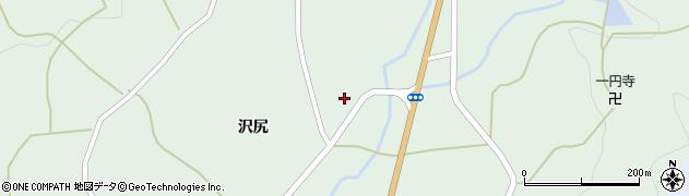 福島県福島市立子山(北ノ前)周辺の地図
