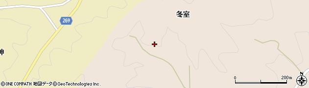 福島県伊達市月舘町上手渡(久保田)周辺の地図