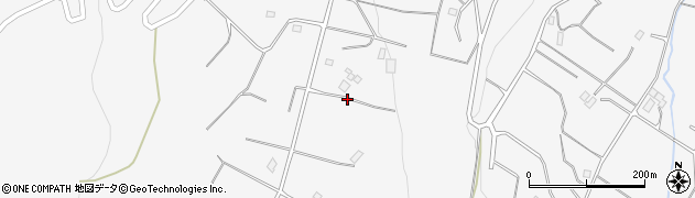 福島県福島市佐原(竹ノ森)周辺の地図