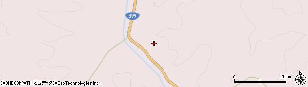 福島県伊達市月舘町月舘(川原)周辺の地図