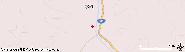 福島県伊達市月舘町月舘(屋敷入)周辺の地図