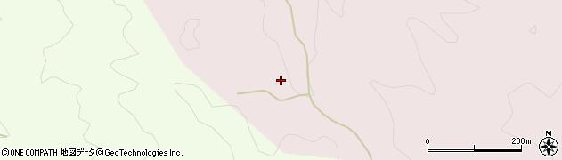 福島県伊達市月舘町月舘(五舛蒔)周辺の地図