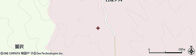 福島県伊達市月舘町月舘(手渡越戸)周辺の地図