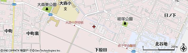 高野建設工業周辺の地図