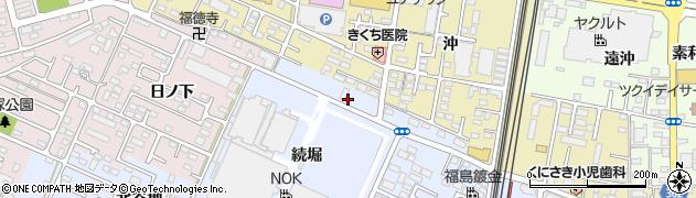 yutori周辺の地図