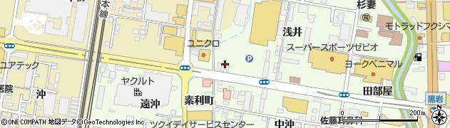 有限会社加藤自動車整備工場周辺の地図