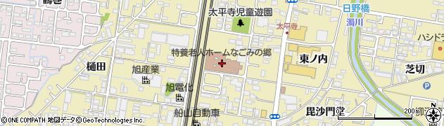 キッズガーデン なごみ周辺の地図