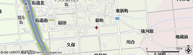 有限会社佐藤石材福島事業所周辺の地図