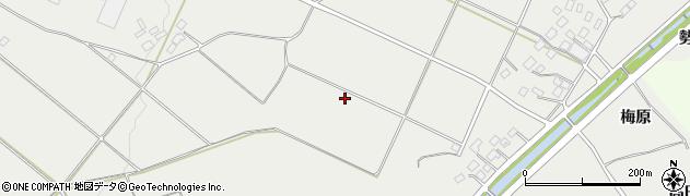 福島県福島市土船(中林)周辺の地図