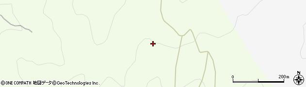 福島県福島市渡利(笠松)周辺の地図