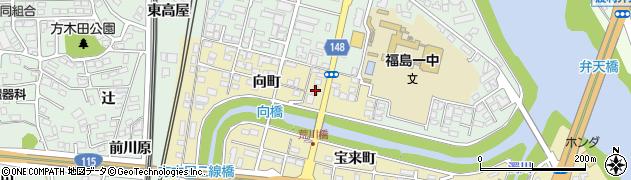 安斎タイヤ商会周辺の地図