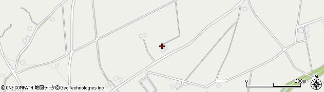 福島県福島市桜本(下新屋敷)周辺の地図