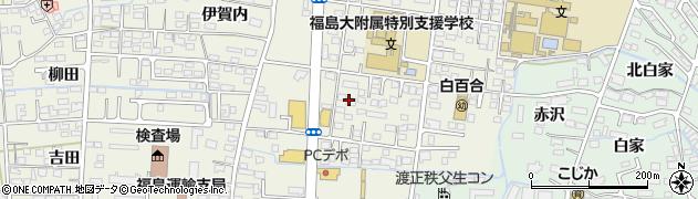 株式会社菅野共栄 会計周辺の地図