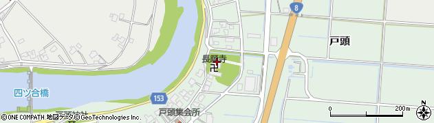 長願寺周辺の地図