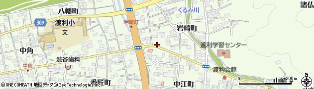 株式会社東コンサルタント福島営業所周辺の地図